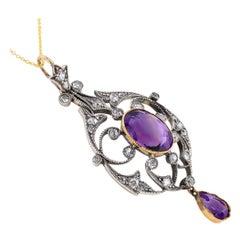 Silver Pendant Necklaces
