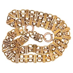Victorian Book Chain Necklace