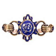 Victorian Bracelet Locket