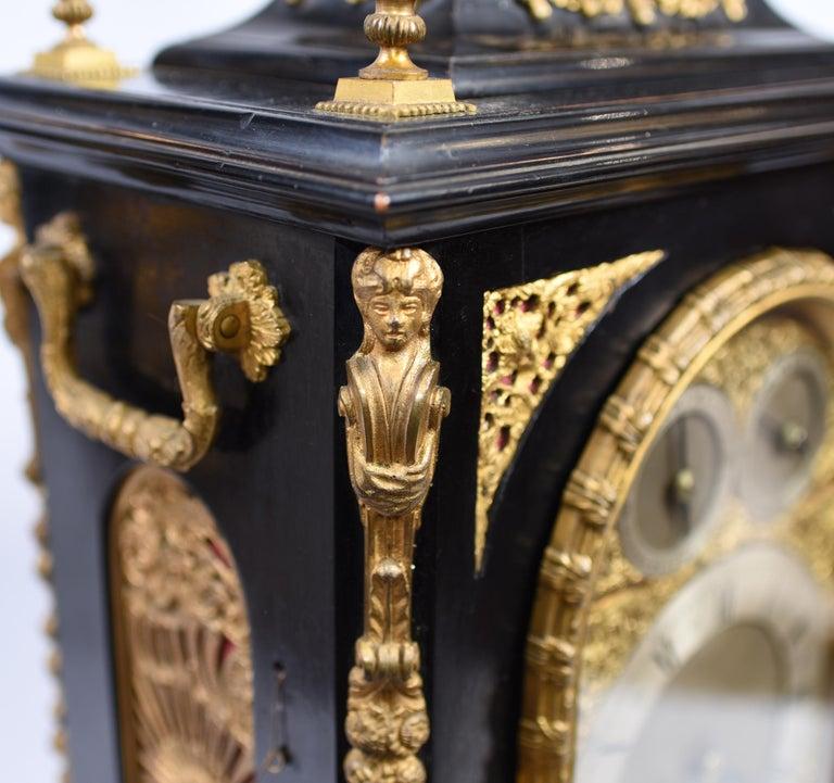 Victorian Bracket Clock Circa 1880 For Sale At 1stdibs