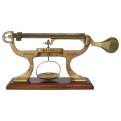 Victorian Brass Avery Scale