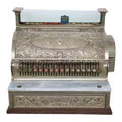Victorian Cash Register by National Cash Register Co., Ohio, Usa