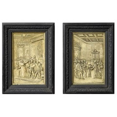 Victorian Cast Wax Pictures