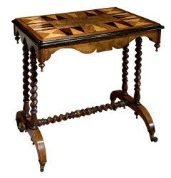 Victorian Centre Table