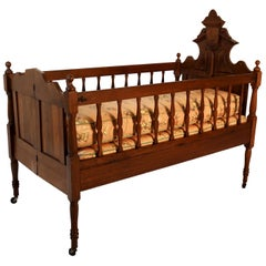 Victorian Childs Bed