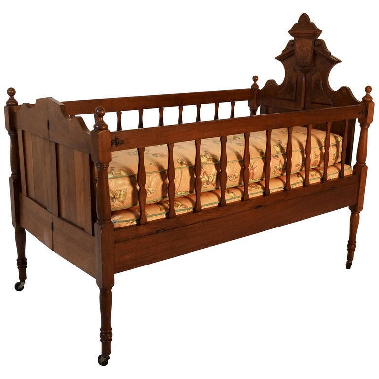 Victorian Childs Bed For Sale