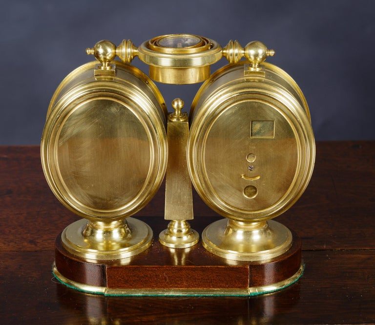 Victorian clock and barometer compendium