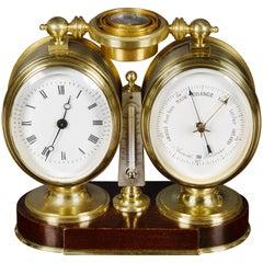 Victorian Clock / Barometer Compendium