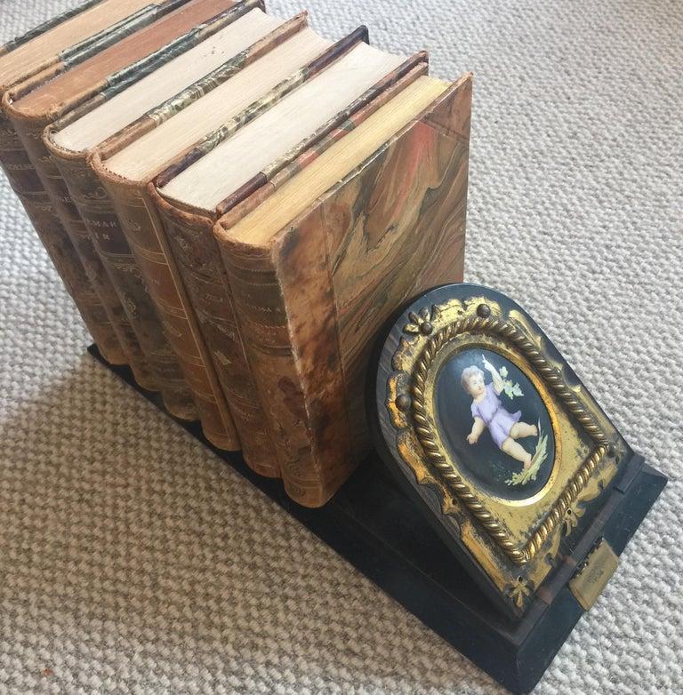 Victorian Coromandel Book Rack by Betjemann's, circa 1860 4