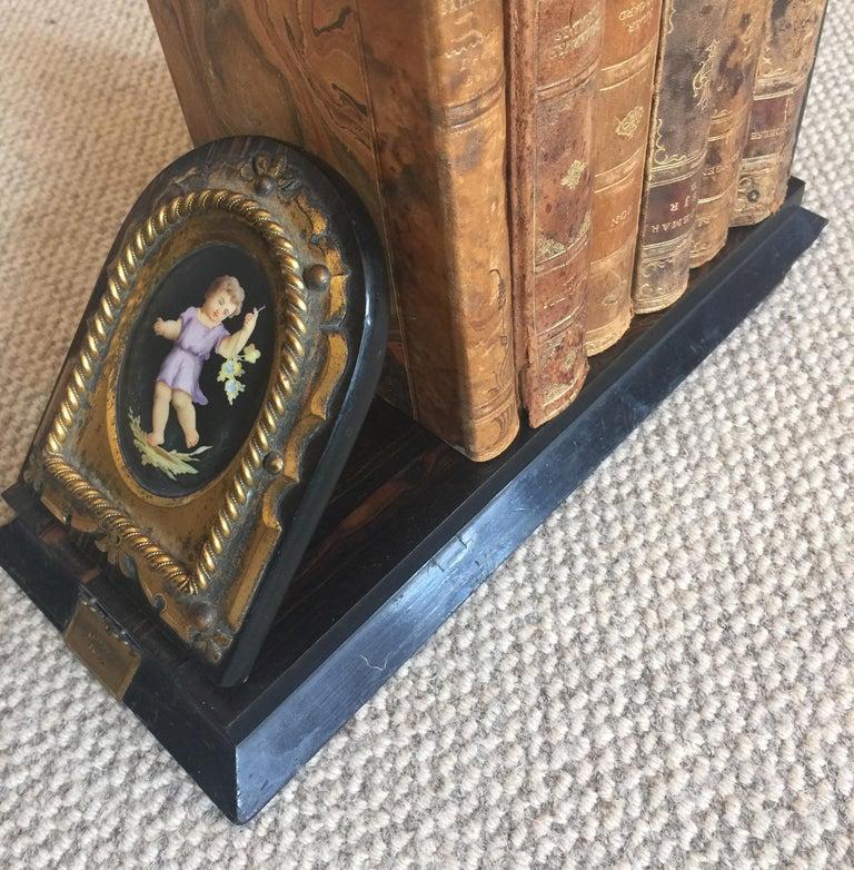 Victorian Coromandel Book Rack by Betjemann's, circa 1860 6