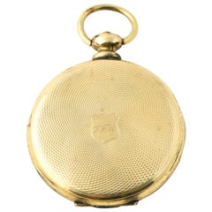 Victorian Daguerreotype Gold Filled Locket