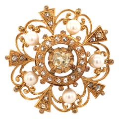 19th Century Brooches