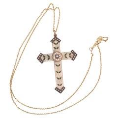 Victorian Pendant Necklaces