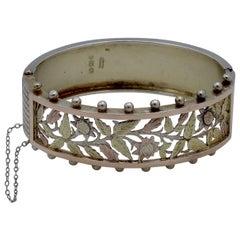 Silver Clamper Bracelets