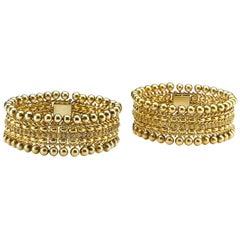 Victorian Gold Bracelets