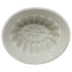 Victorian Ironstone Jelly Mold