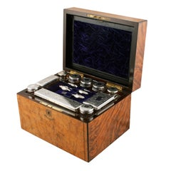 Victorian Jewelry and Dressing Box