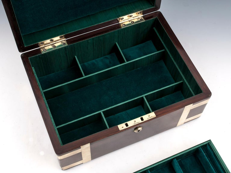 Victorian Jewelry Box, 19th Century For Sale 5