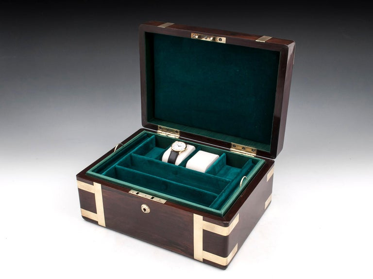 Victorian Jewelry Box, 19th Century For Sale 7