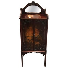 Victorian Mahogany Music Stand