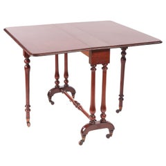 Victorian Mahogany Sutherland Table