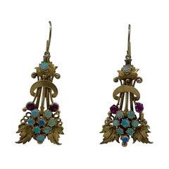 19th Century Drop Earrings