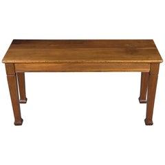 Victorian Pine Sofa Table