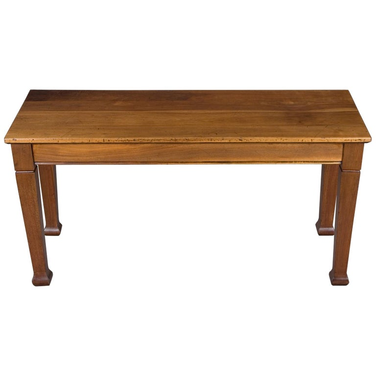 Victorian Pine Coffee Table: Victorian Pine Sofa Table For Sale At 1stdibs