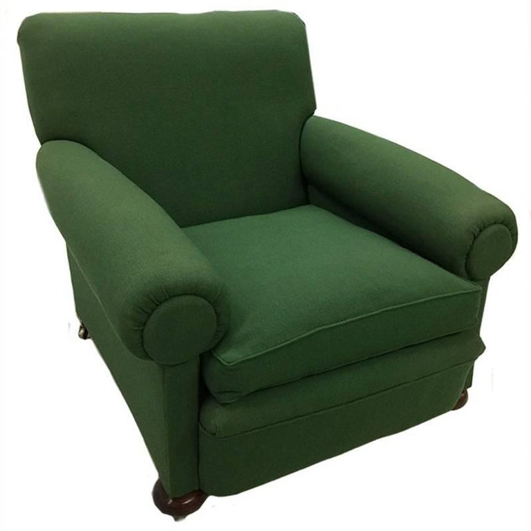 Victorian Roll Armchair For Sale at 1stdibs
