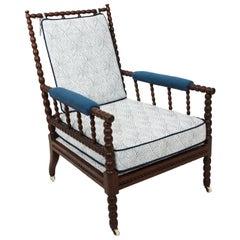 Victorian Spool Armchair