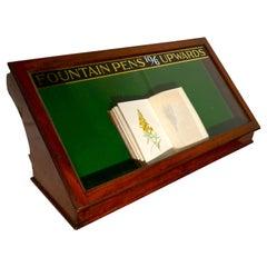 Victorian Stationer's, Retail Pen Display Cabinet