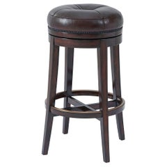 Victorian Swivel Bar Stool
