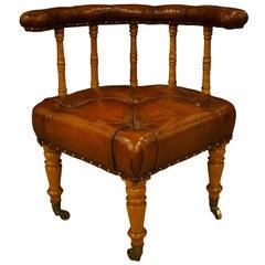 Victorian Tub Chair