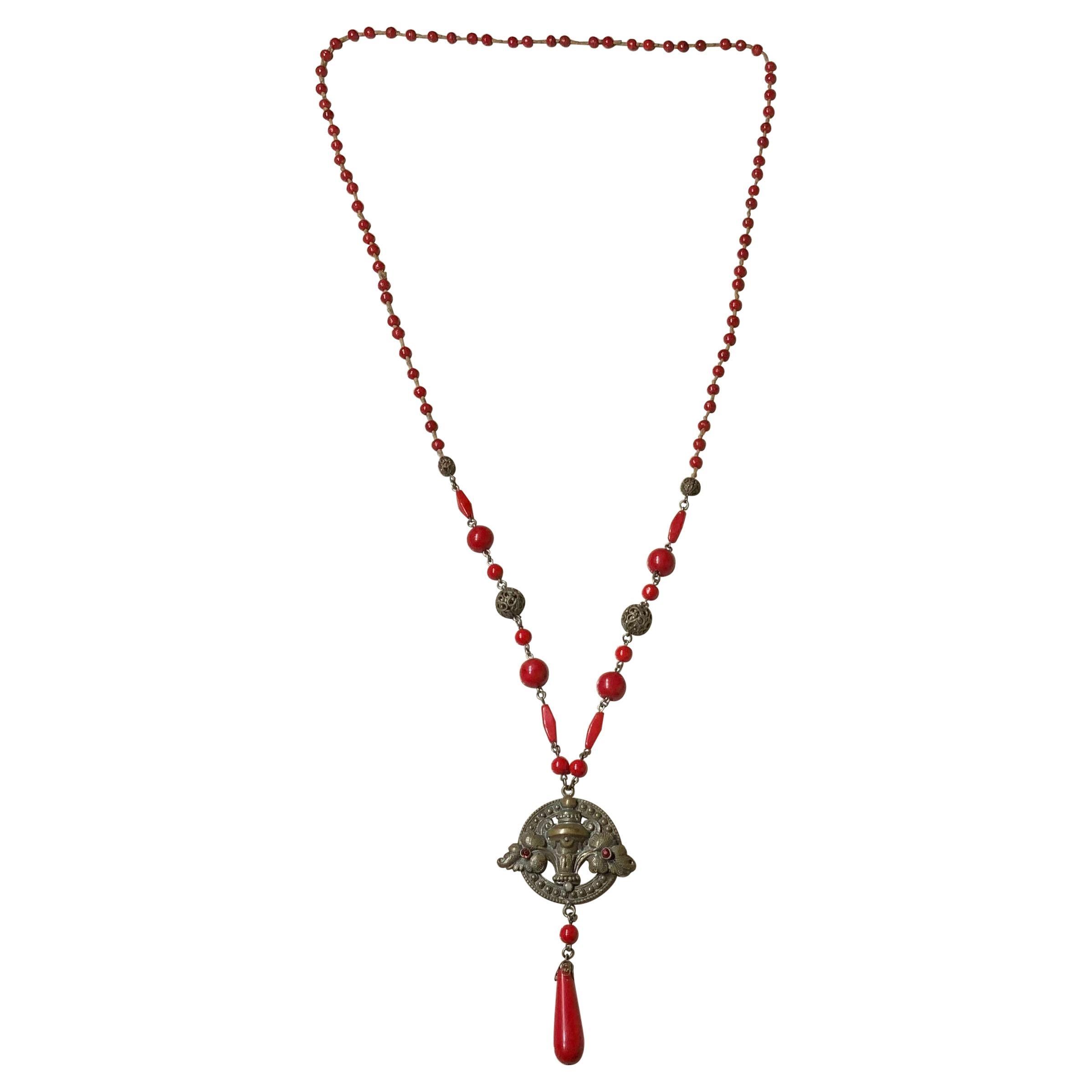 Victorian Vintage Necklace