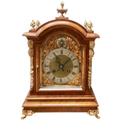 Victorian Mantel Clocks