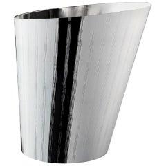 Vie Silver Champagne Bucket