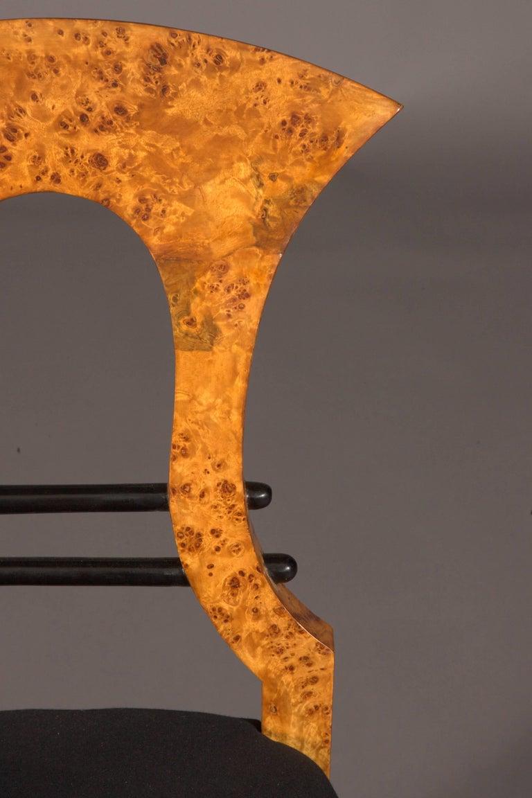 Vienna Biedermeier Chair after Josef Danhauser In Good Condition For Sale In Berlin, DE