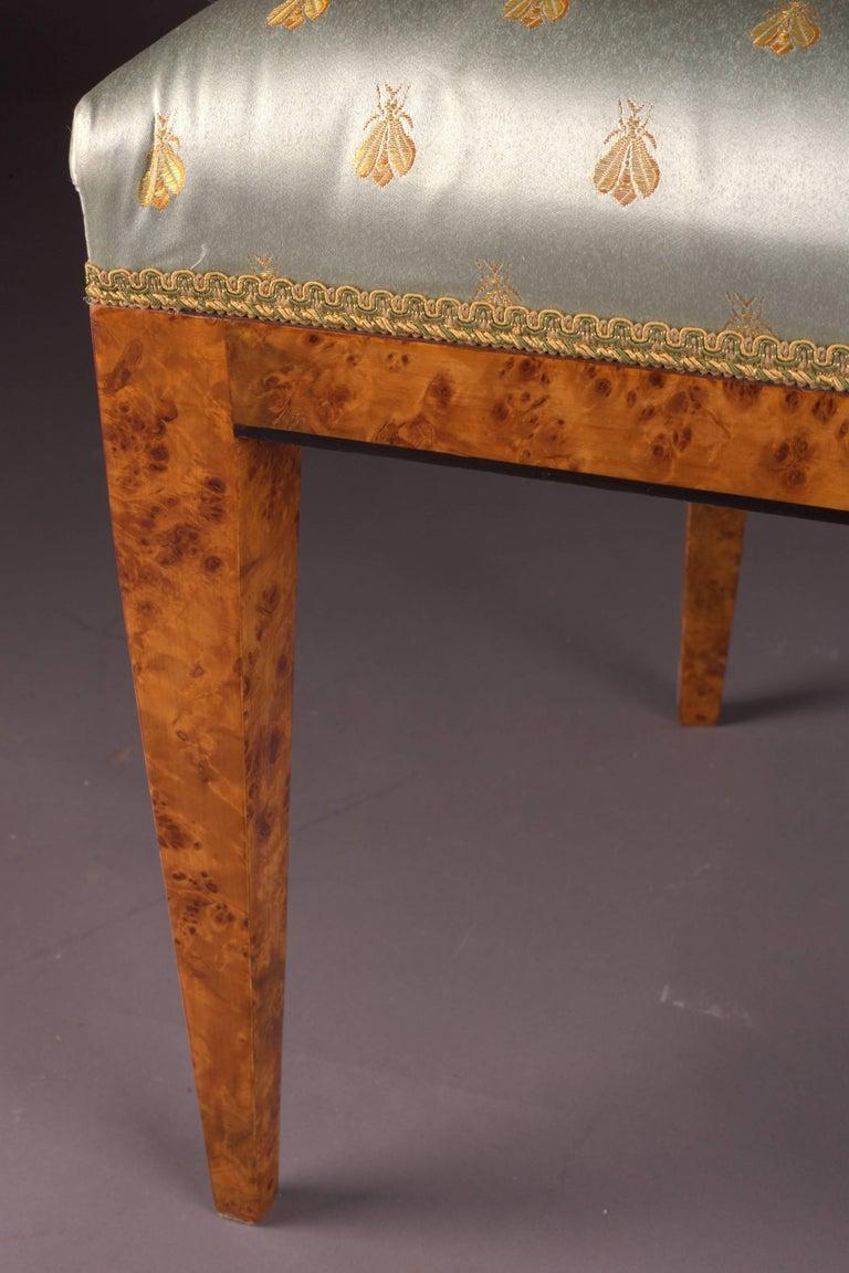 20th Century Vienna Biedermeier Chair After Josef Danhauser For Sale