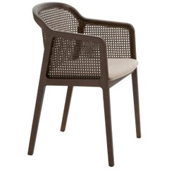 Vienna Little Armchair Canaletto, Minimalist Design and Tradition