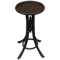 Vienna Secession plant stand by Thonet, 1910