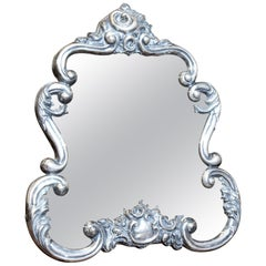 Silver Table Mirrors