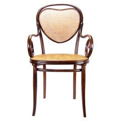 Viennese Armchair Thonet Nr. 3, Early Form, circa 1860