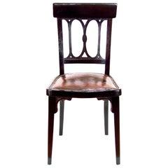 Viennese Bentwood Chair J&J Kohn Nr.359, circa 1906