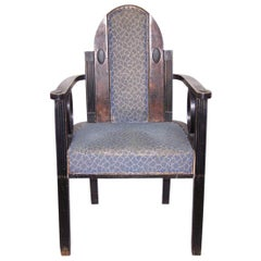 Viennese Chair 1905 Jugendstil, Secession Style 1905 / Original