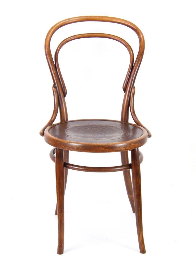 Viennese Chair Thonet Nr14 Circa 1900 At 1stdibs
