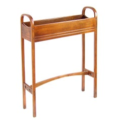 Viennese Secession Flower Stand Thonet Nr.9581, circa 1910