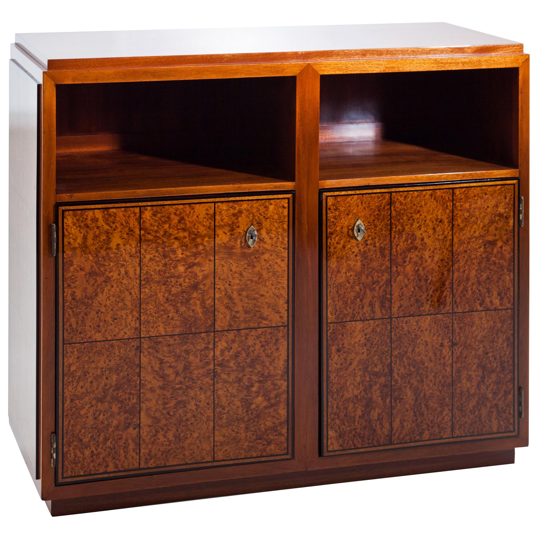 Viennese Two-Door Cabinet