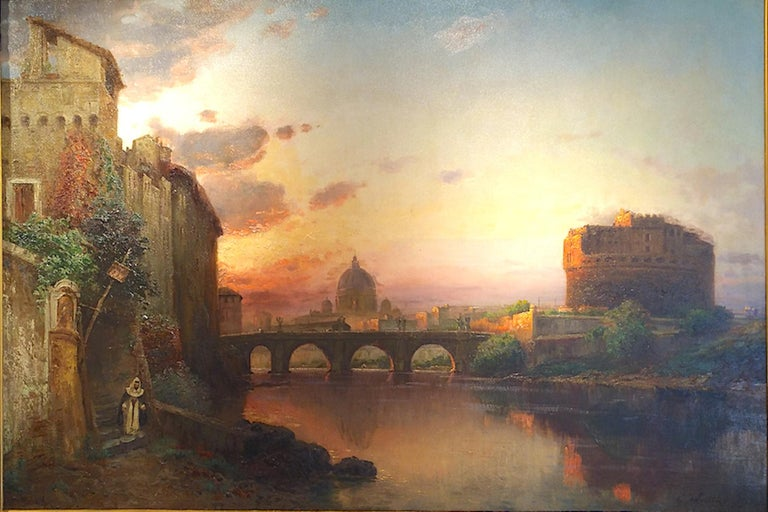 Carl Wuttke( Trebnitz 1849 , Silesia - Munich 1927)
