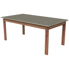 Vieyra Dining Table with Viroc Top, Contemporary Mexican Design
