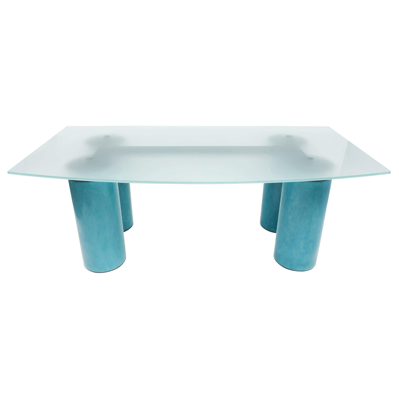 Vignelli 'Serenissimo' Table Desk for Acerbis